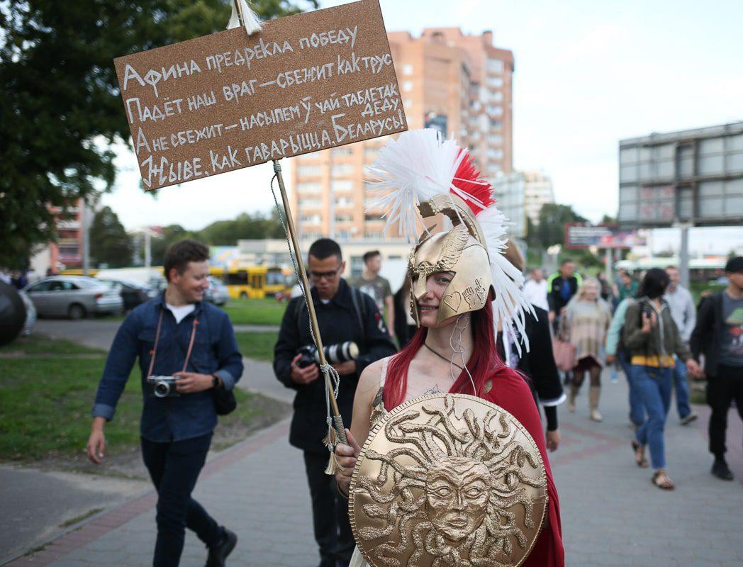 писькин марш в белоруссии