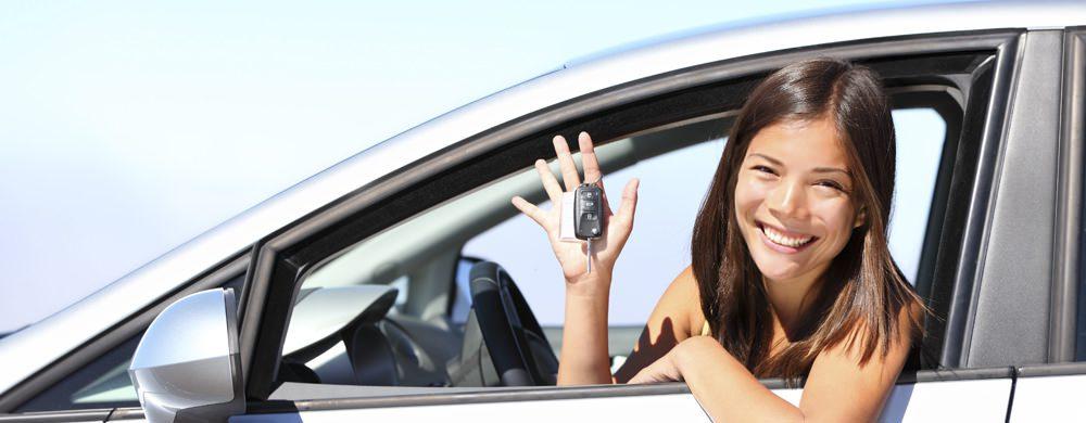 Самое время лишать девушек авто