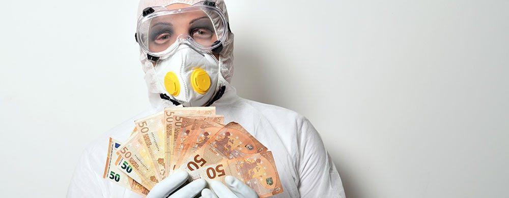 Правильные вопросы про коронавирус, девальвацию рубля и ближайшую деноминацию